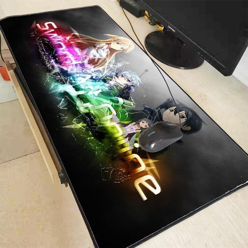 Anime Sword Art Online 300X700X2MM Mouse Pad