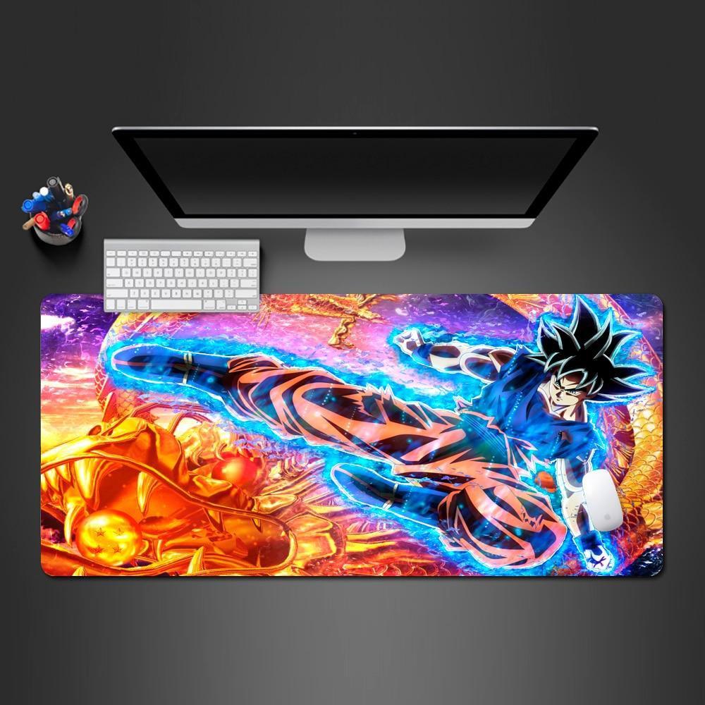 Dragon Ball Super Cool 900X300X2MM Mouse Pad