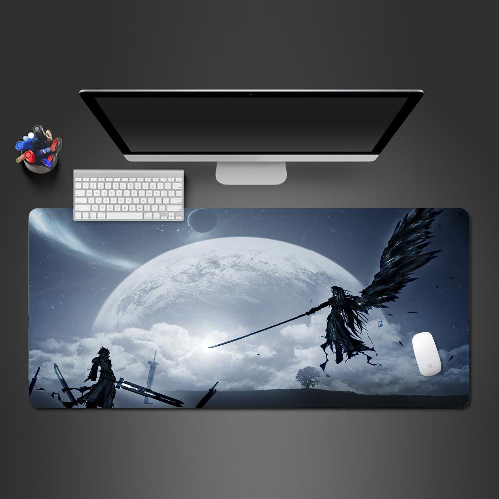 Final Fantasy 900X300X2MM Mouse Pad