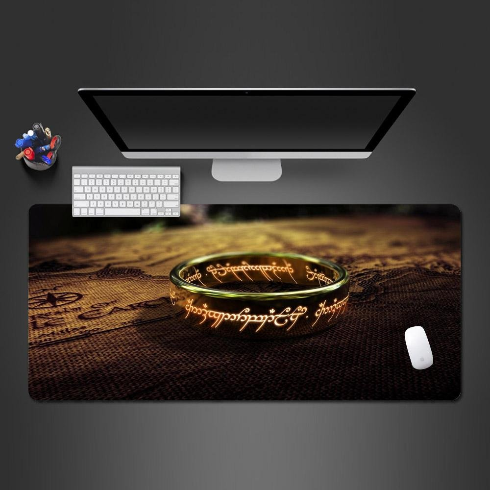 Lord Of The Rings 600X300X2MM Mouse Pad