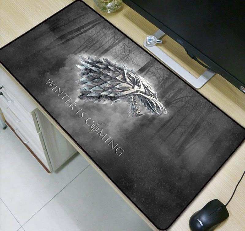 Game of Thrones 400X800X2MM Mouse Pad