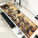 One Piece Anime 900X300X2MM Mouse Pad