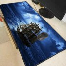 Ship On The Sea 400X900X2MM Mouse Pad