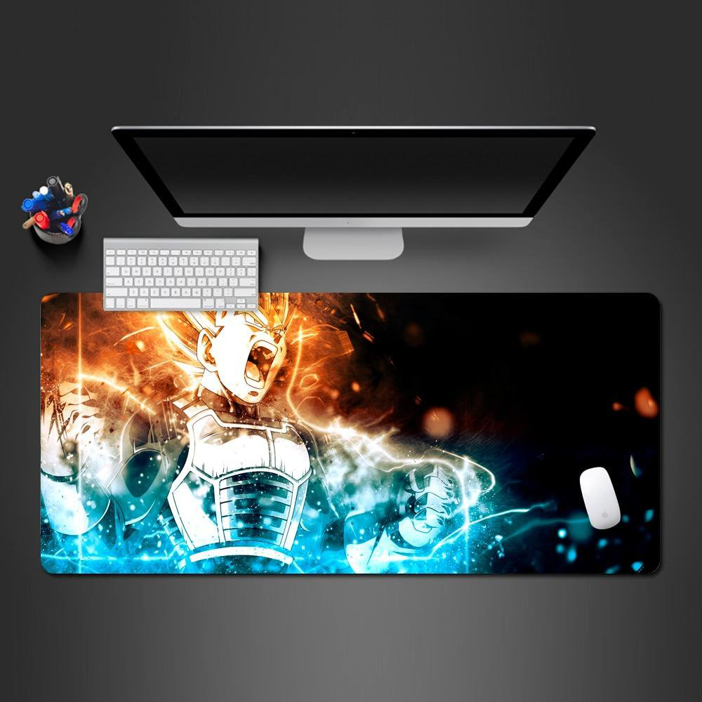 Dragon Ball 900X300X2MM Mouse Pad