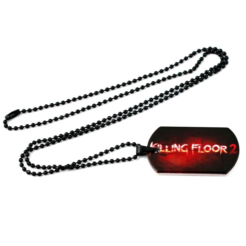 Killing Floor 2 Necklace