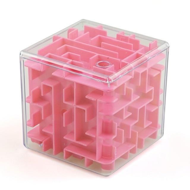 3D Mini Speed Maze Cube
