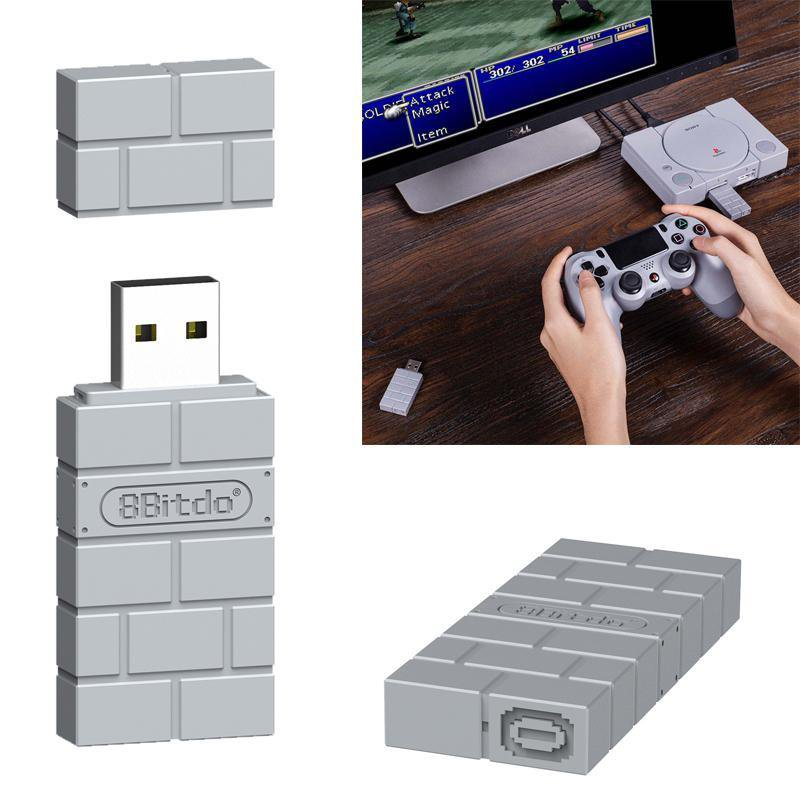 8Bitdo USB Adapter Receiver For Switch