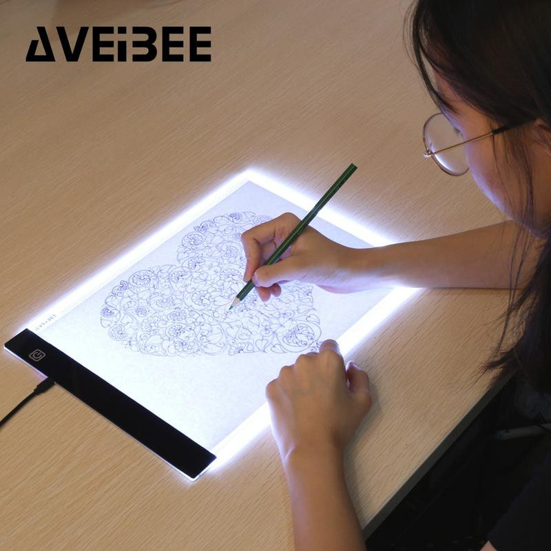 A4 Digital Graphic Tablets For Artists
