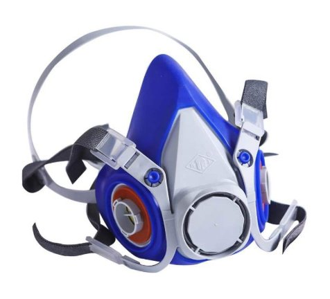 KN95 Self-priming Filter Gas Mask Full Face
