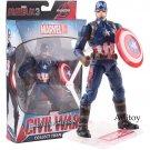 Captain America 3 Civil War PVC Action Figure With Box