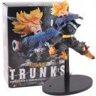 Dragon Ball Z Super Saiyan Trunks PVC Action Figure
