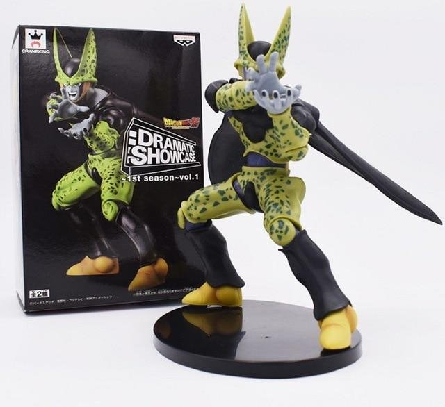 Dragon Ball Cell Action Figure With Box