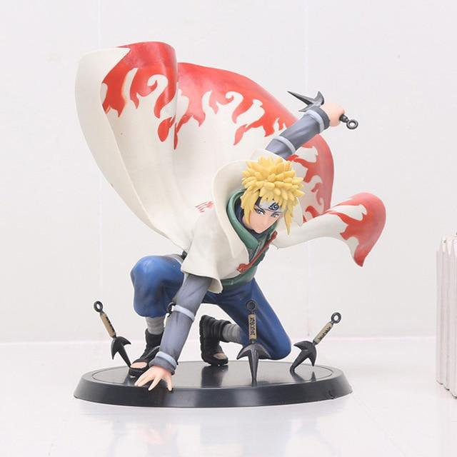 Naruto Minato Action Figure With Box