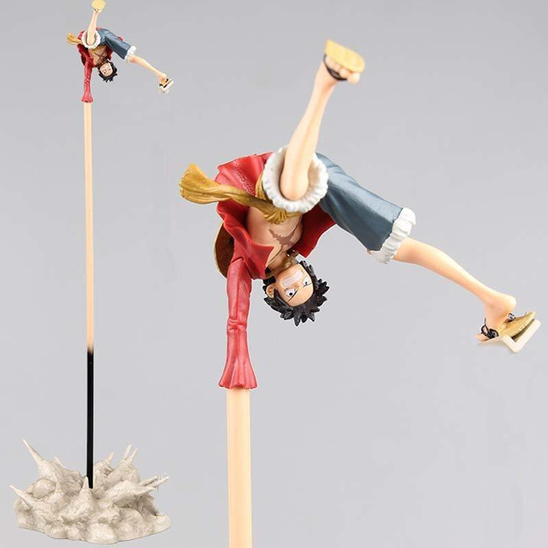 One Piece Luffy PVC Action Figure With Box