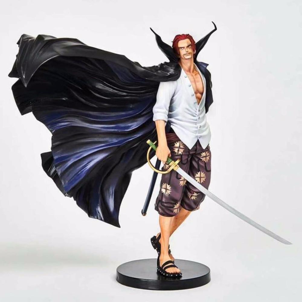 One Piece Shanks Stylist Action Figure