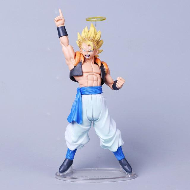 Goku Fusion Angel Action Figure With Box