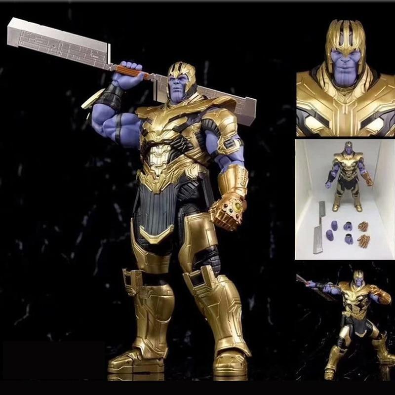 2020 Marvel Endgame SHF Thanos Action Figure