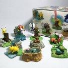 Anime Bulbasaur Psyduck Action & Toys Figure With Box