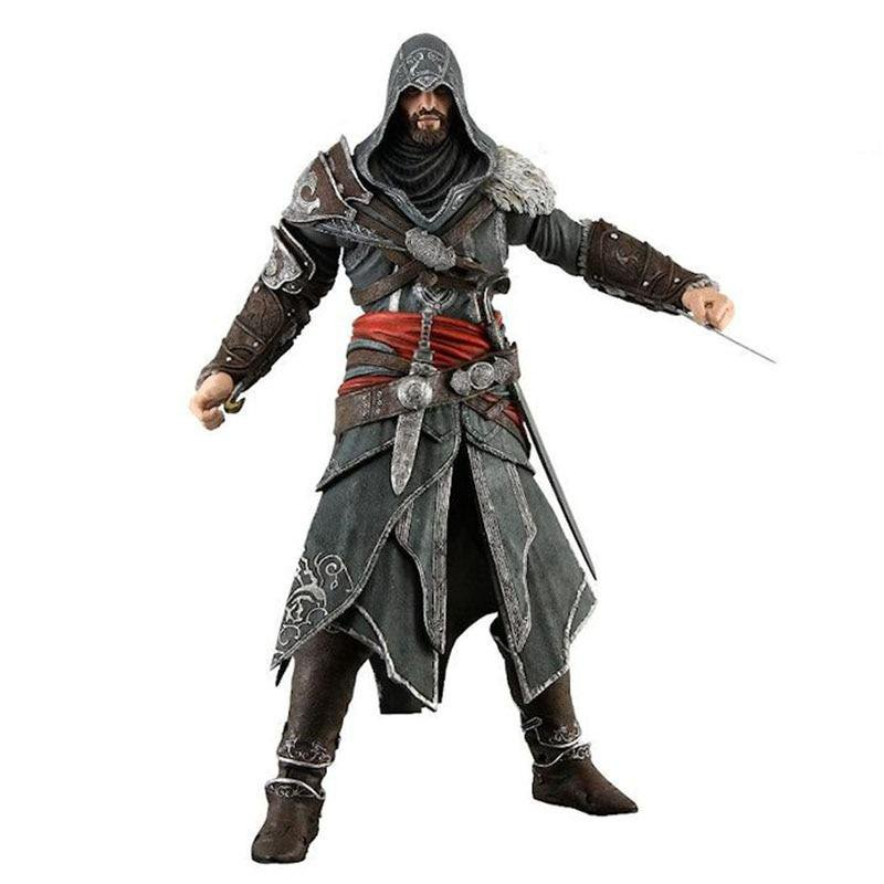 Assassin's Creed: Brotherhood Ezio Action Figure With Box