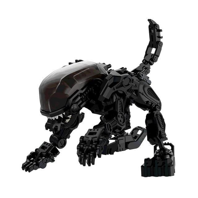 Alien Robot Toy Action Figure