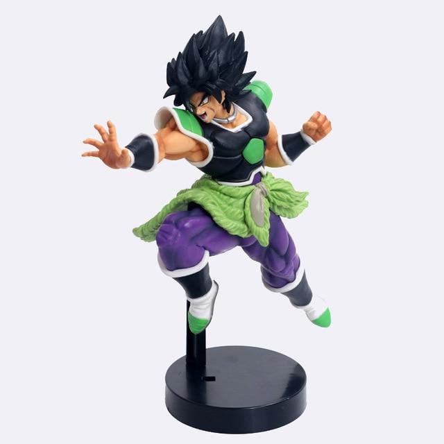 Dragon Ball Movie Broly Action Figure With Box