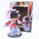 Anime One Piece GK Snake Man PVC Action Figure