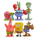 Spongebob Squarepants PVC Action Figures