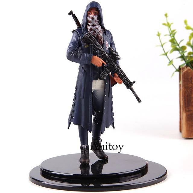 PUBG Figurine PVC Action Figure With Box