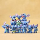 Lilo & Stitch Miniature Toy Action Figure
