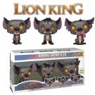 Lion King Hyenas Gang Action Figures With Box