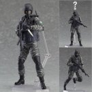 Metal Gear Solid 2: Sons Of Liberty Action Figures
