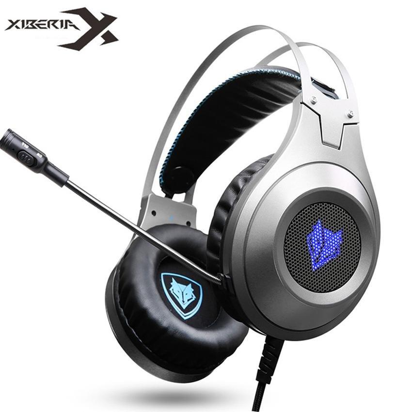 XIBERIA Brand Gaming Headphones NUBWO N2U
