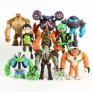 Ben 10 & Monsters Action Figures