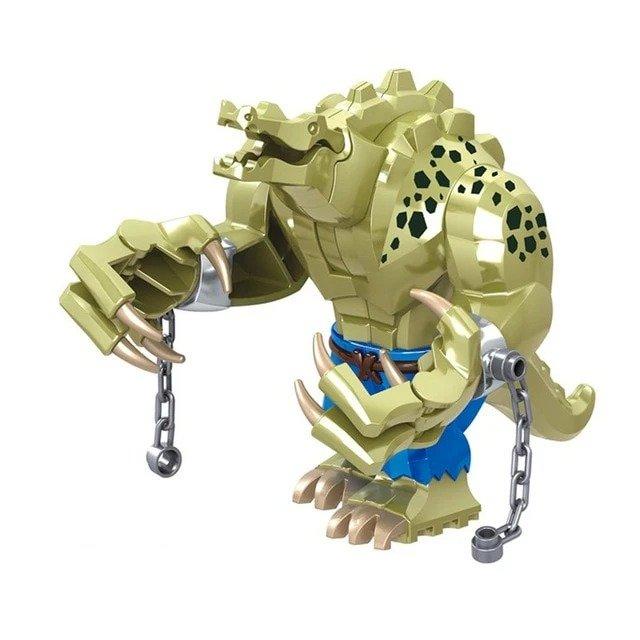DC Character Crocodile Killer