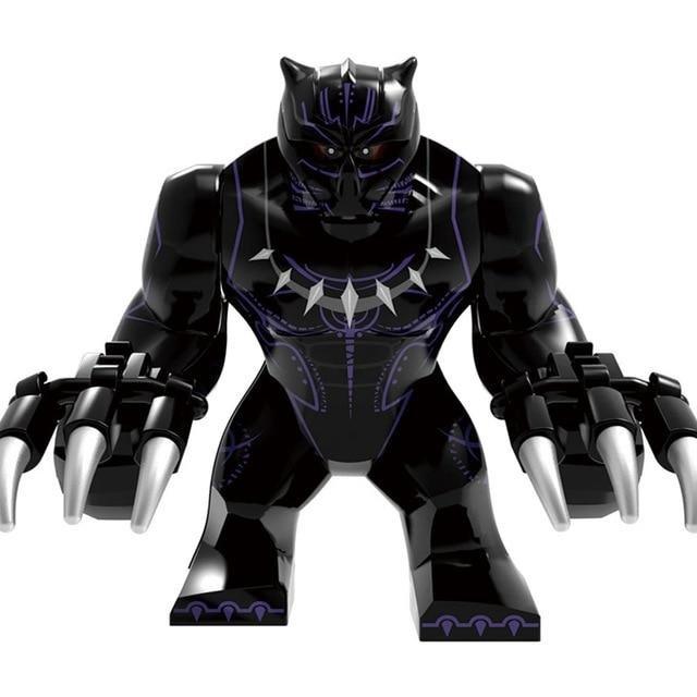 Marvel Hero Black Panther Figure