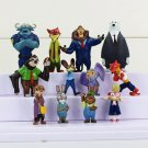 Zootopia Animals Action Figure