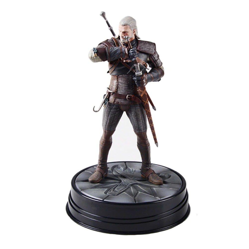 The Witcher 3 Wild Hunt Geralt Action Figure