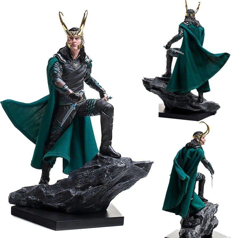 Thor Ragnarok Marvel Comics Loki Action Figure