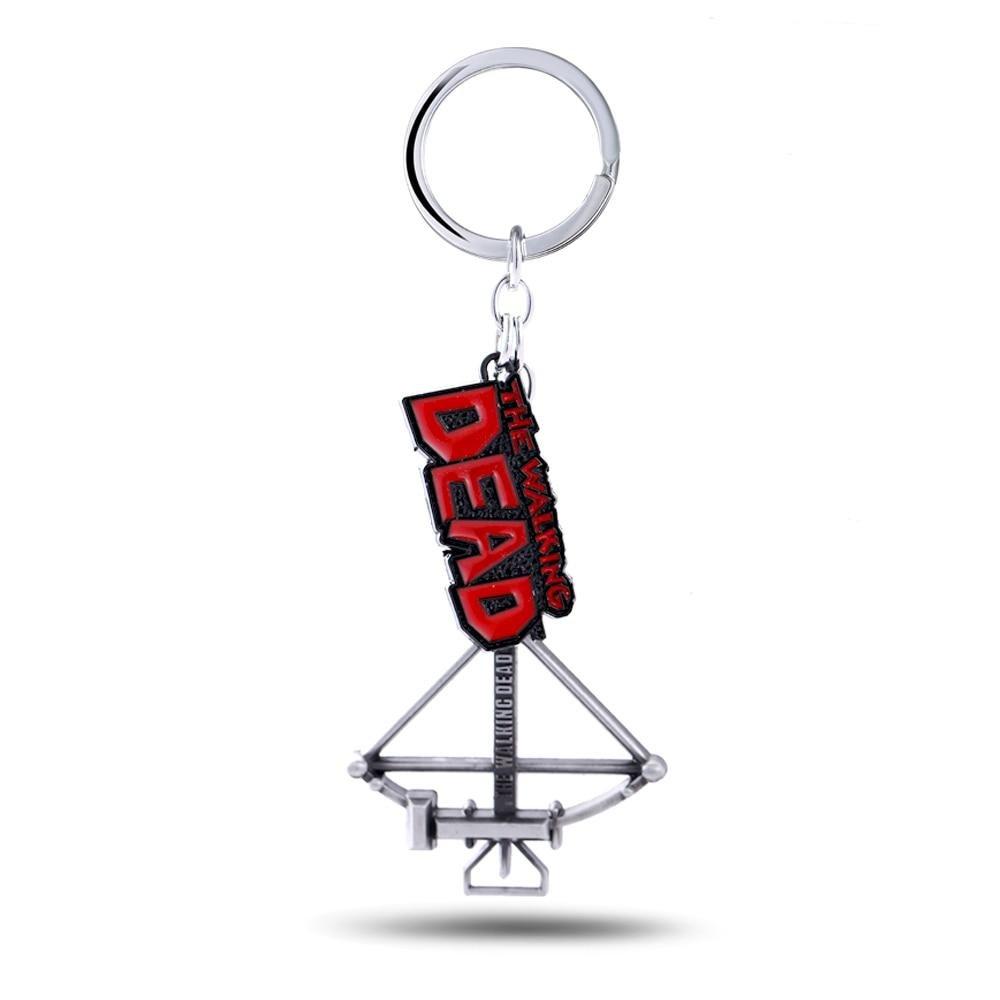 The Walking Dead Daryl Crossbow Key Chain