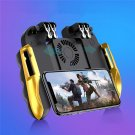 PUBG Mobile Controller Gamepad With Cooling Fan