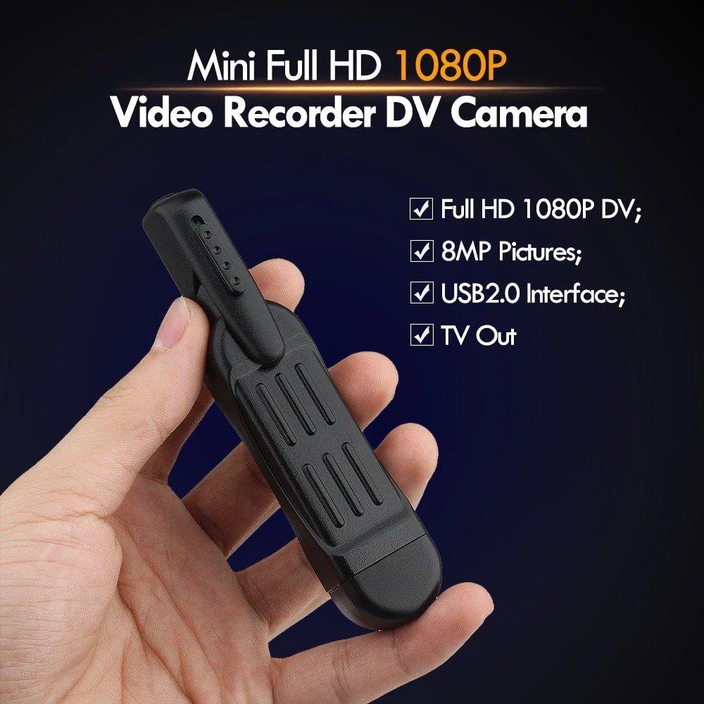 Mini Full HD T189 Camera and Voice Recorder