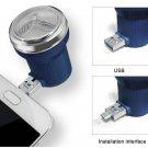 Mini Razor USB Shaving Gadget For Cell Phone