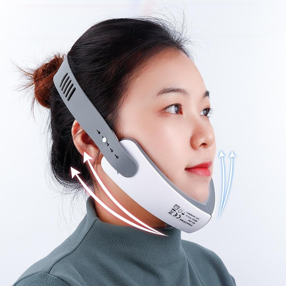 Chin V-Line Up Face Slimming Device