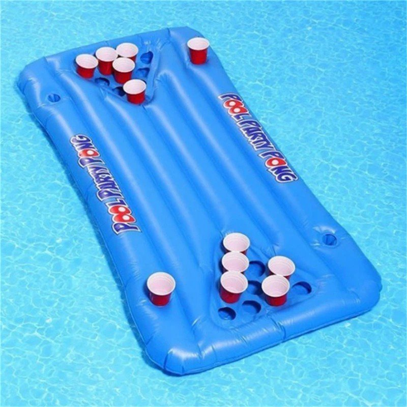 Inflatable Beer Pong Table For Water Party