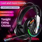 RGB Lightning Gaming Headphone