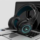 AISILUN 7.1 Virtual Gaming Headset BLACK