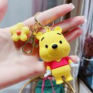 Disney Cute Cartoons Keychain POOH BEAR