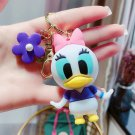 Disney Cute Cartoons Keychain DAISY DUCK