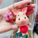 Disney Cute Cartoons Keychain PIGLET