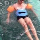Aerobics Float Belt For Aqua Jogging BLUE